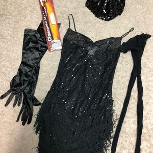 Accessories - Flapper girl Halloween Costume!